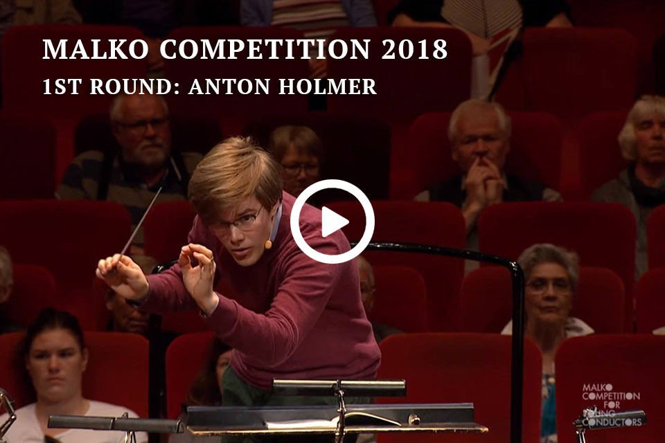 Malko Competition 2018